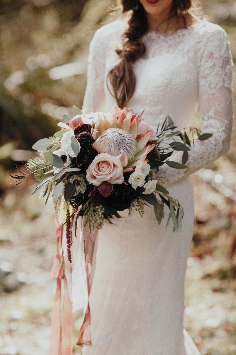 Bridal bouquet, portland florist, pdx, flowers,